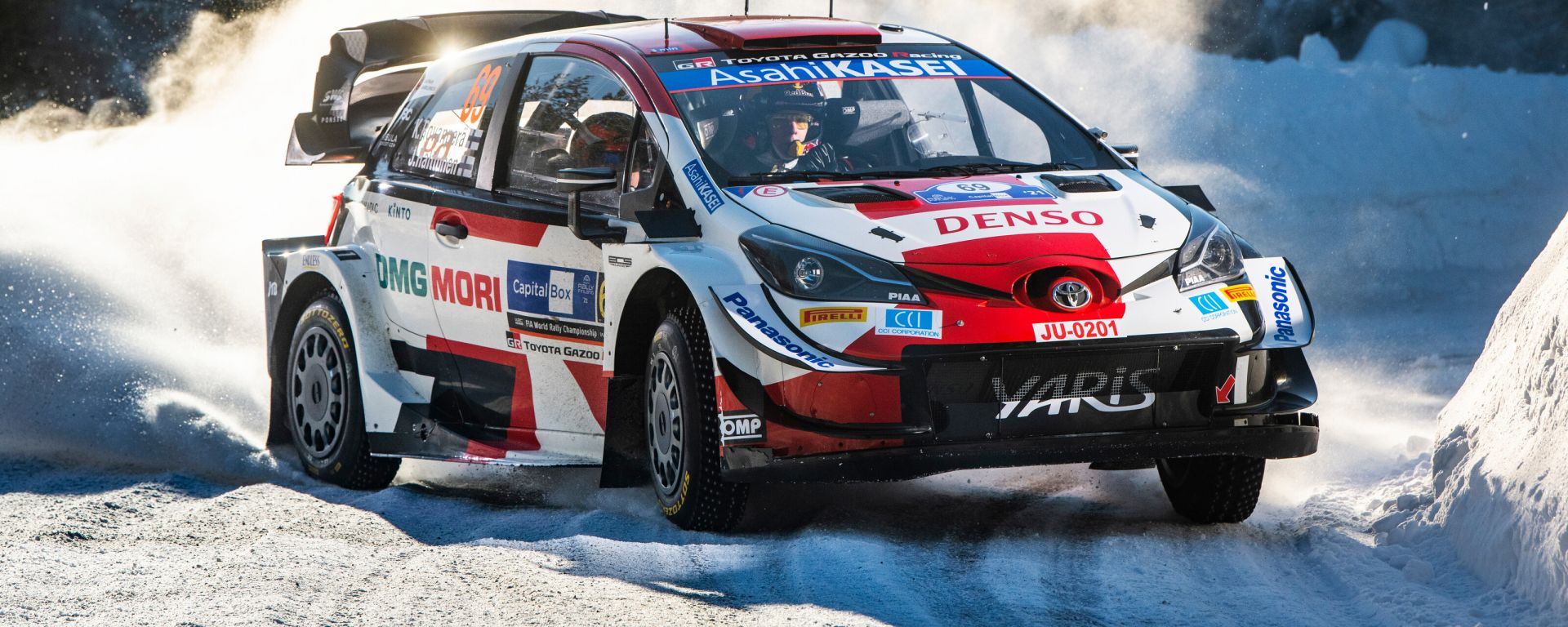 WRC 2021: Kalle Rovampera (Toyota)