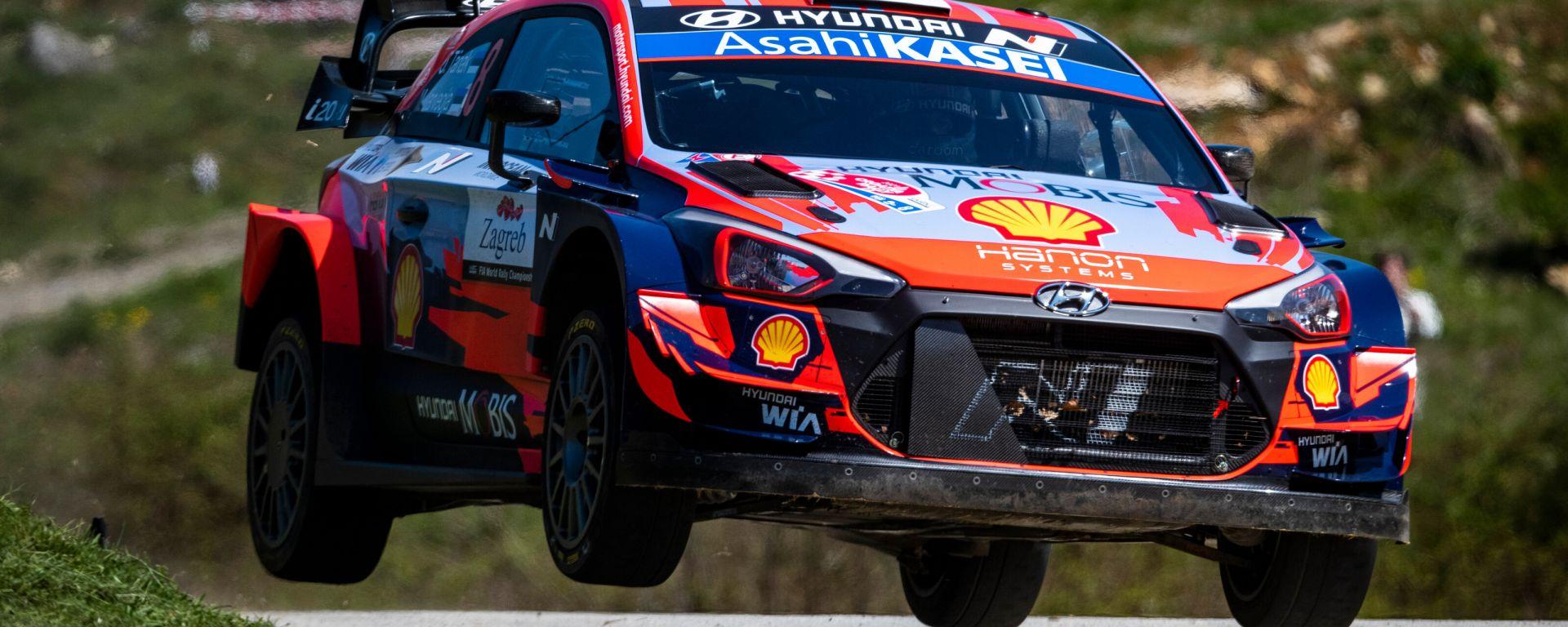 WRC 2021: Ott Tanak (Hyundai)