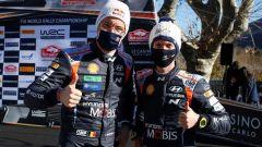 WRC 2021: Thierry Neuville e Martijn Wydaeghe (Hyundai)