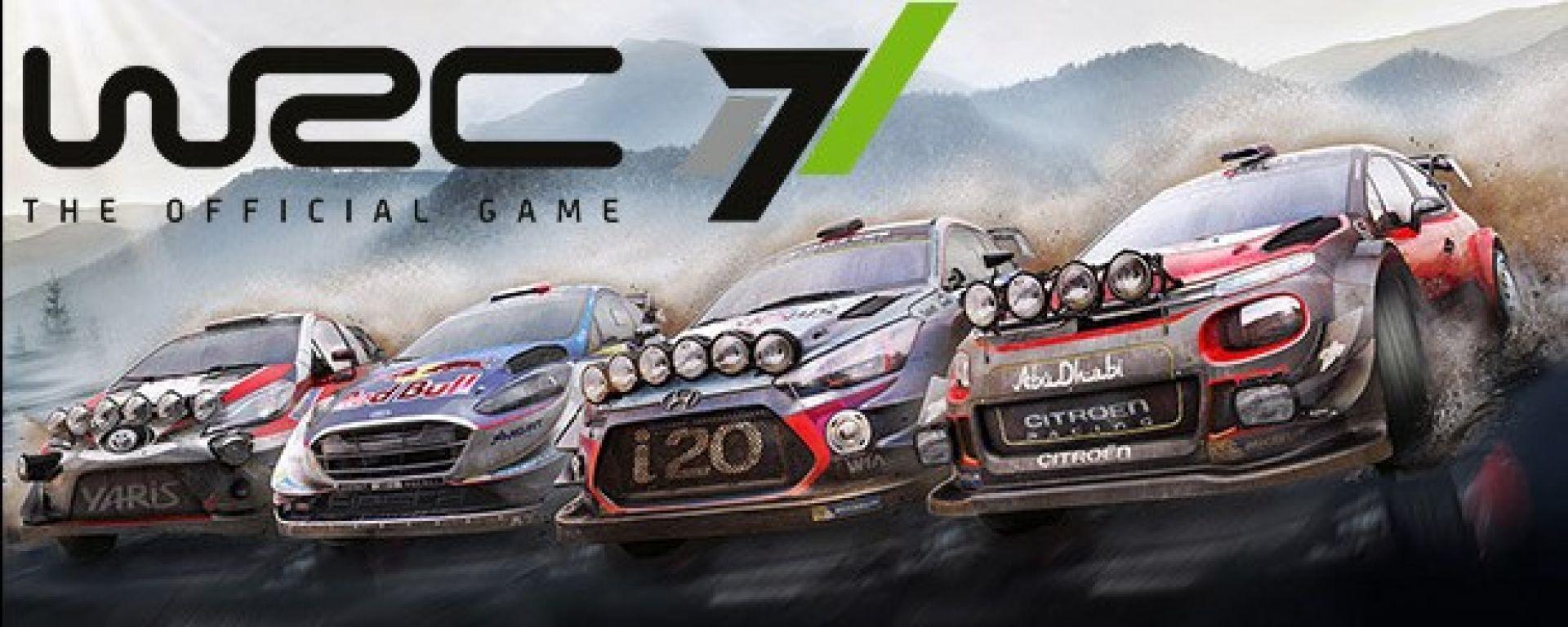 WRC 7: la recensione
