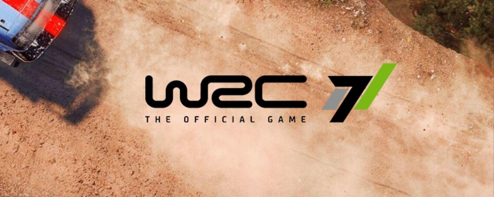 WRC 7 - Teaser Trailer