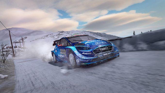 WRC 9, in arrivo a settembre per PS4, Xbox One, PC e Switch