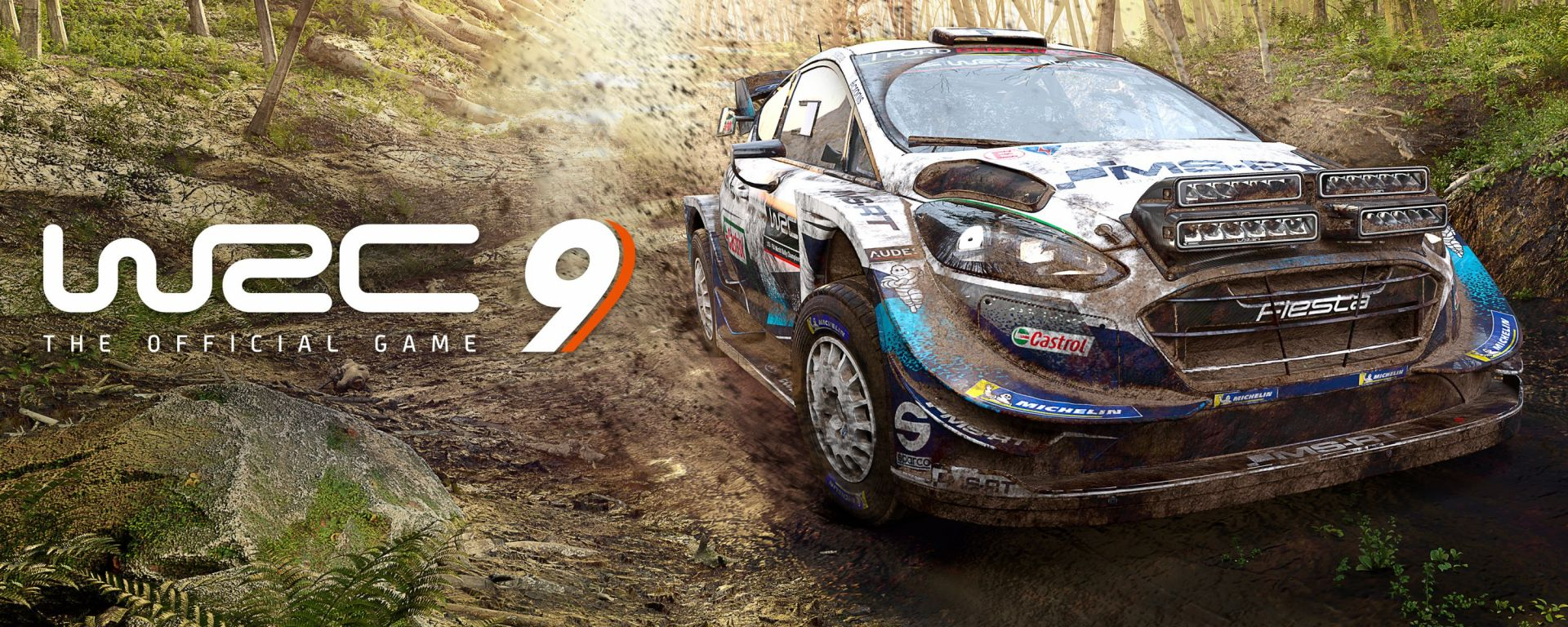 WRC 9: in arrivo su PlayStation 5