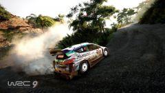 WRC 9: la Ford impegnata in Nuova Zelanda