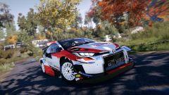 Il videogame WRC 9 arriva su Nintendo Switch: trailer, video