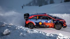 WRC, Arctic Rally Finlandia 2021: Ott Tanak (Hyundai)