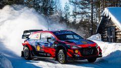 Arctic Rally Finlandia: dominio Tanak, Rovampera salva Toyota