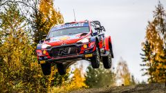 Rally Finlandia 2021: cronaca e classifica prima giornata