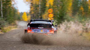 WRC Finlandia 2021: Ott Tanak (Hyundai)