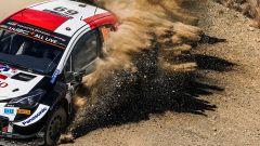 Rally Acropoli 2021: cronaca e classifica del venerdì