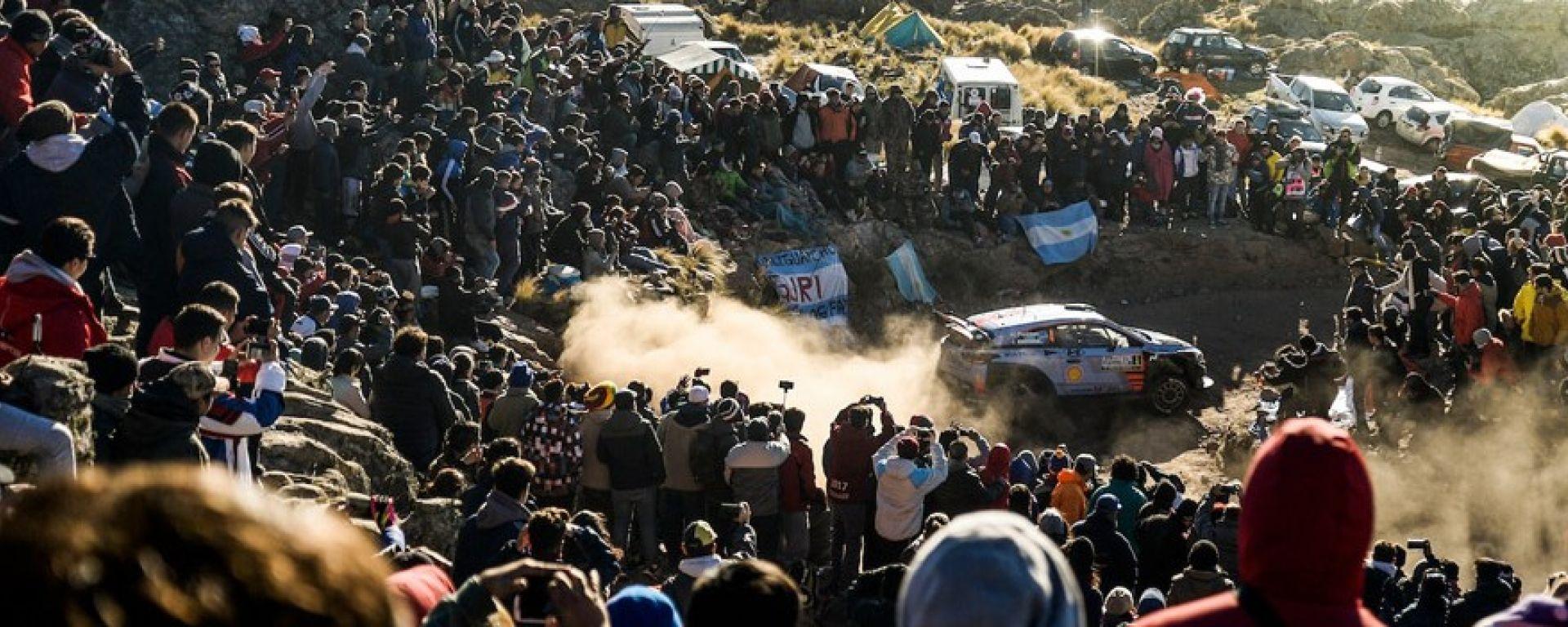 WRC Rally Argentina 2018, tutte le info: orari, risultati prove, qualifica, gara