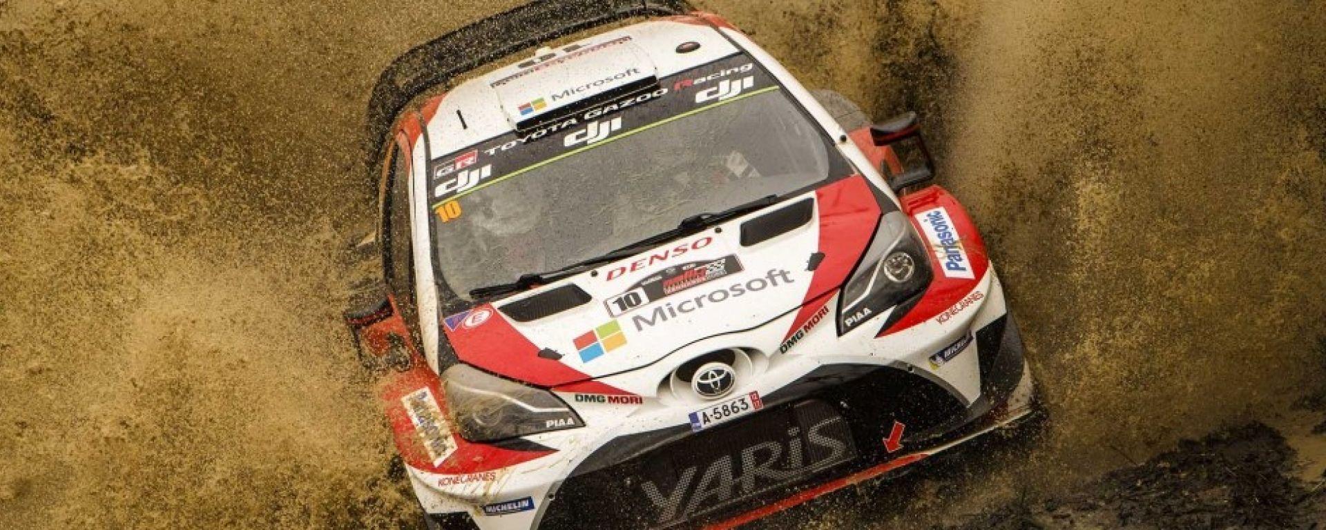 WRC Rally Australia 2018, info: orari, risultati prove, tempi, gara, classifica