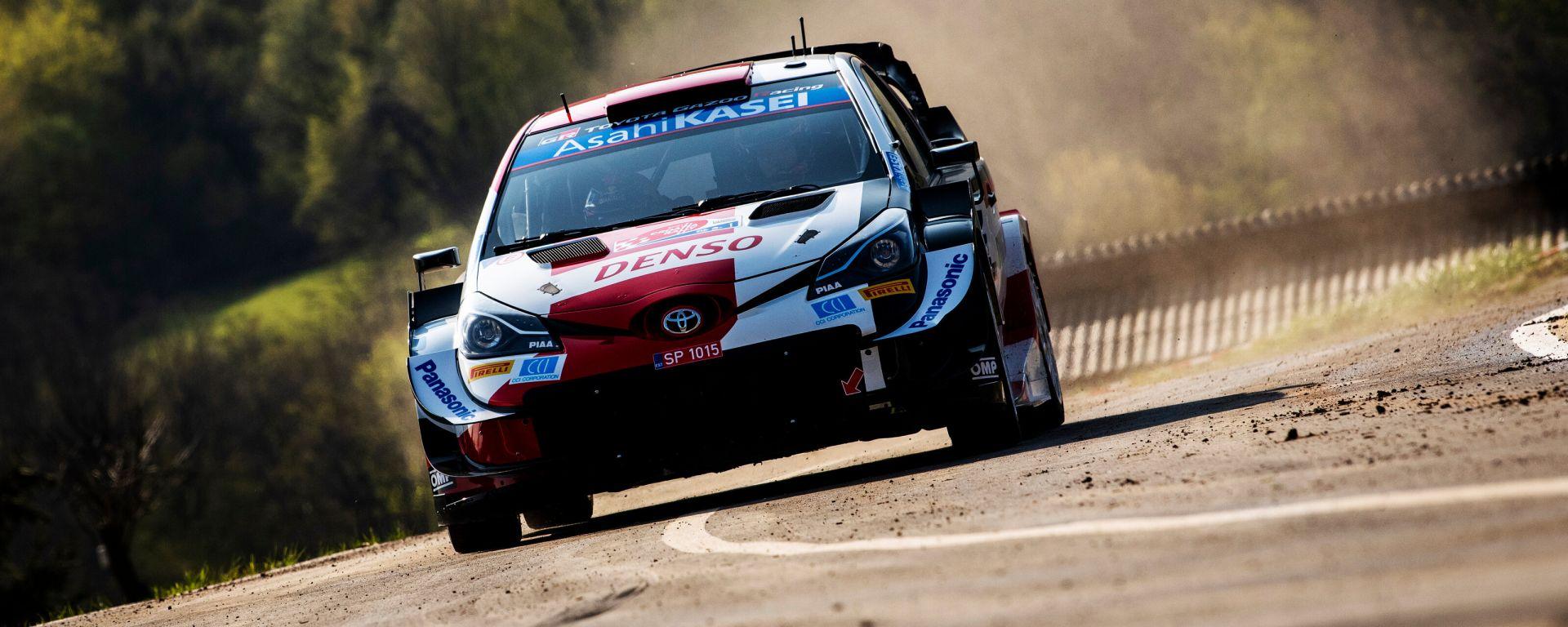 WRC, Rally Croazia 2021: Sebastien Ogier (Toyota)
