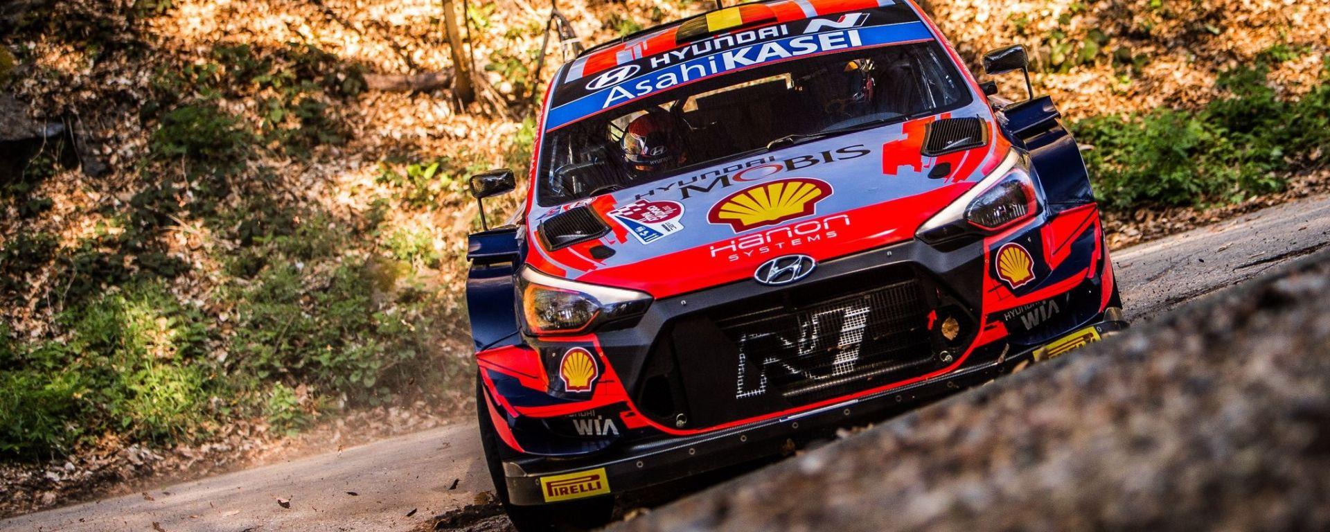 WRC, Rally Croazia 2021: Thierry Neuville (Hyundai)