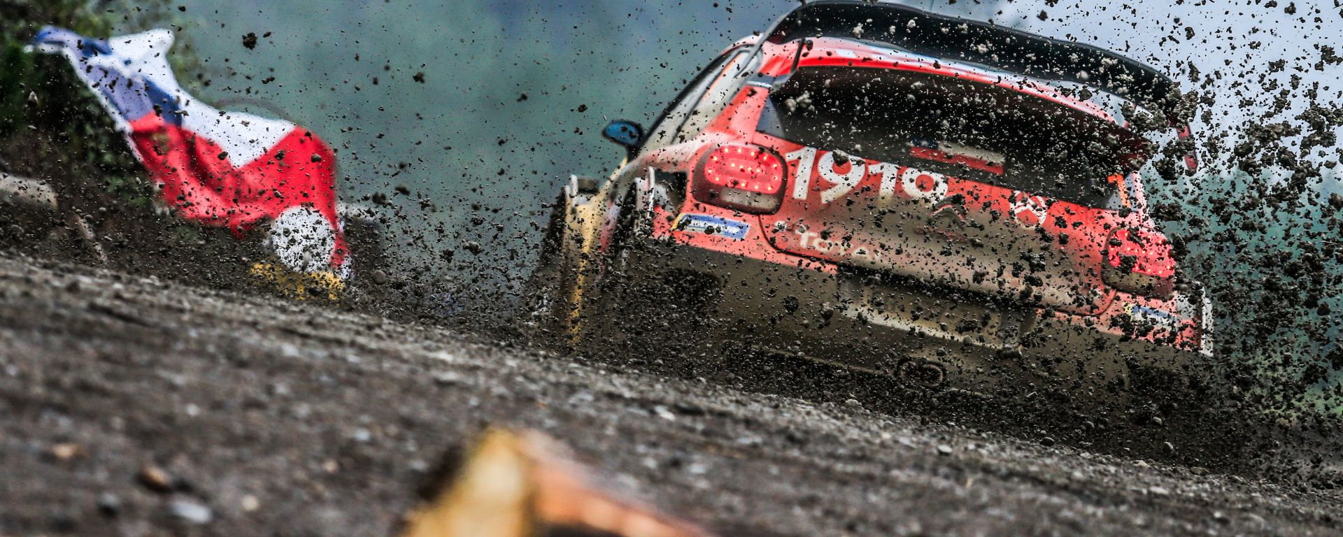 Wrc - Rally del Galles preview