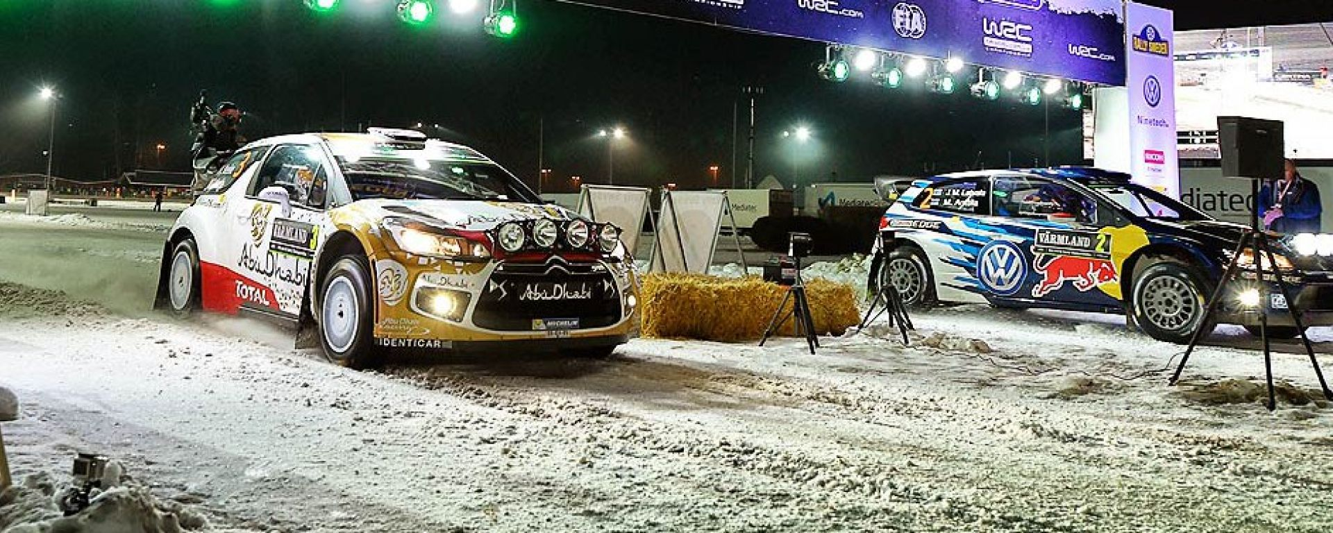 WRC Rally di Svezia 2016