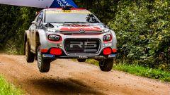 WRC, Rally Estonia 2020: la Citroen C3 R5 di Mads Ostberg