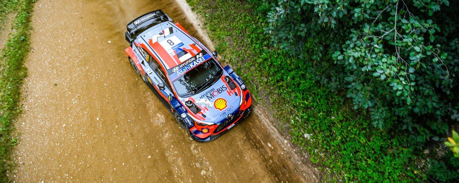 WRC, Rally Estonia 2020: Ott Tanak (Hyundai)