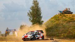 Rally Estonia 2021: cronaca e classifica del venerdì