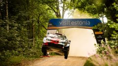 Rally Estonia 2021: cronaca e classifica del sabato