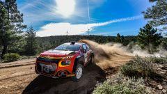 WRC, Rally Italia 2020: Marco Bulacia (Citroen C3 R5)