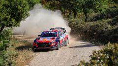 Rally Italia Sardegna 2021: aggiornamenti prima giornata