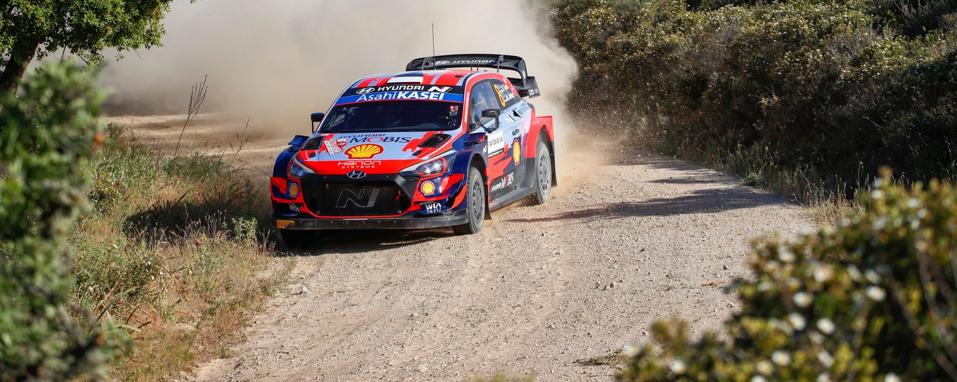 WRC, Rally Italia Sardegna 2021: Ott Tanak (Hyundai)