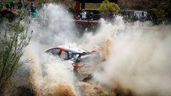 Rally Messico confermato: Evans primo nello shakedown