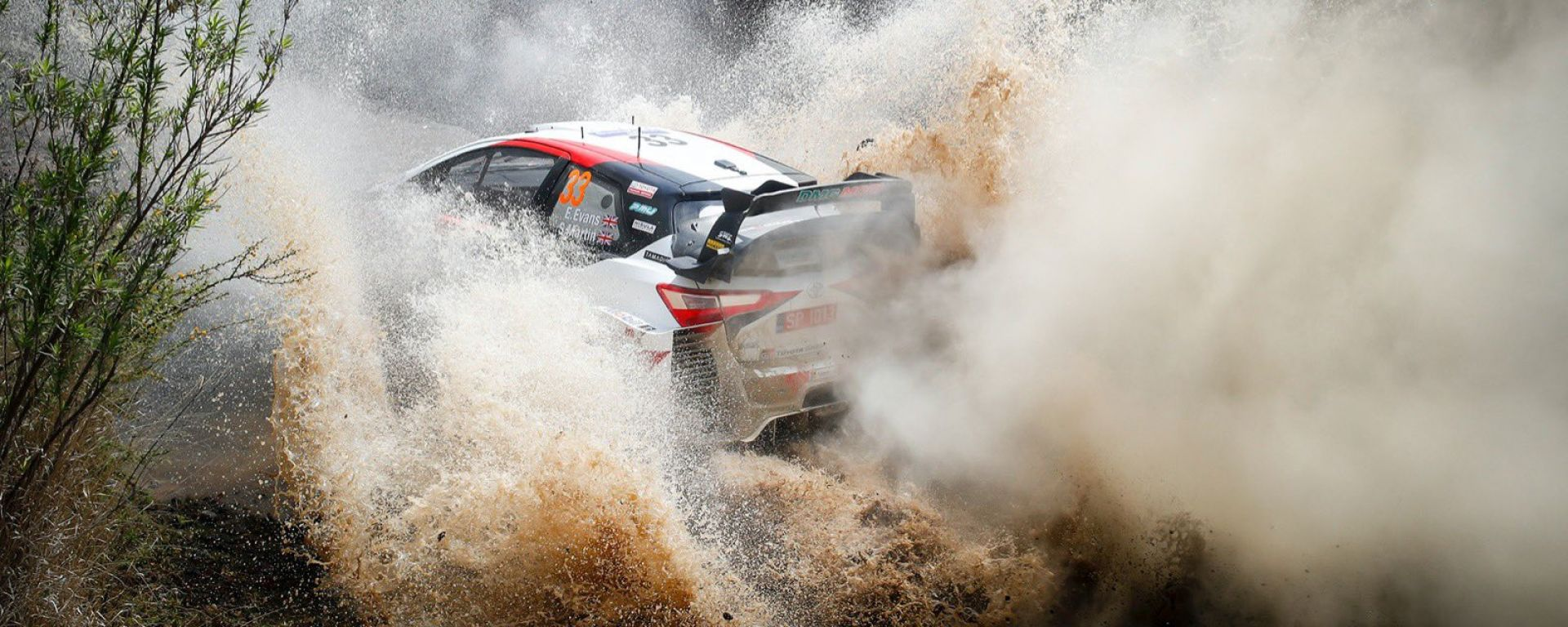 WRC,  Rally Messico 2020: Elfyn Evans (Toyota)