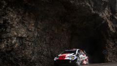 Rally Monte Carlo 2021: Evans approfitta dei problemi di Ogier