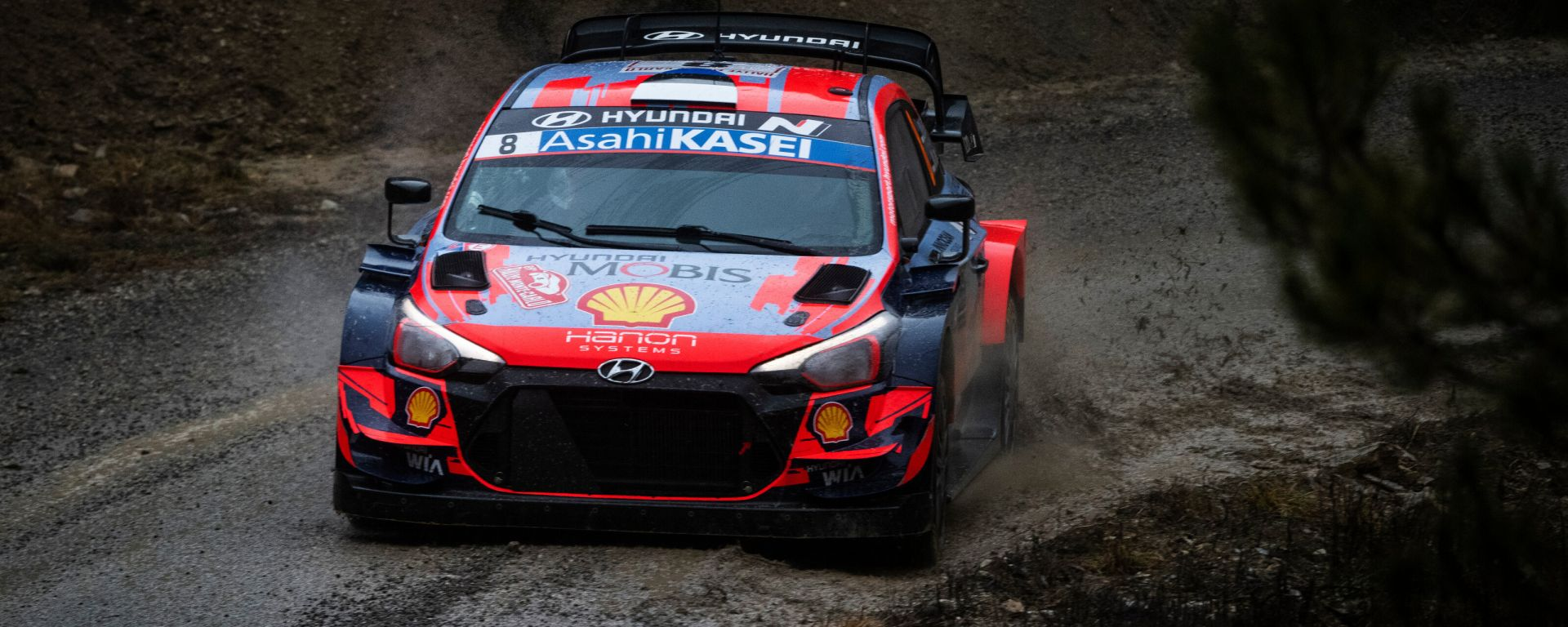 WRC, Rally Monte Carlo 2021: Ott Tanak (Hyundai)