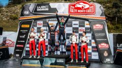 Rally Montecarlo: Neuville beffa le Toyota