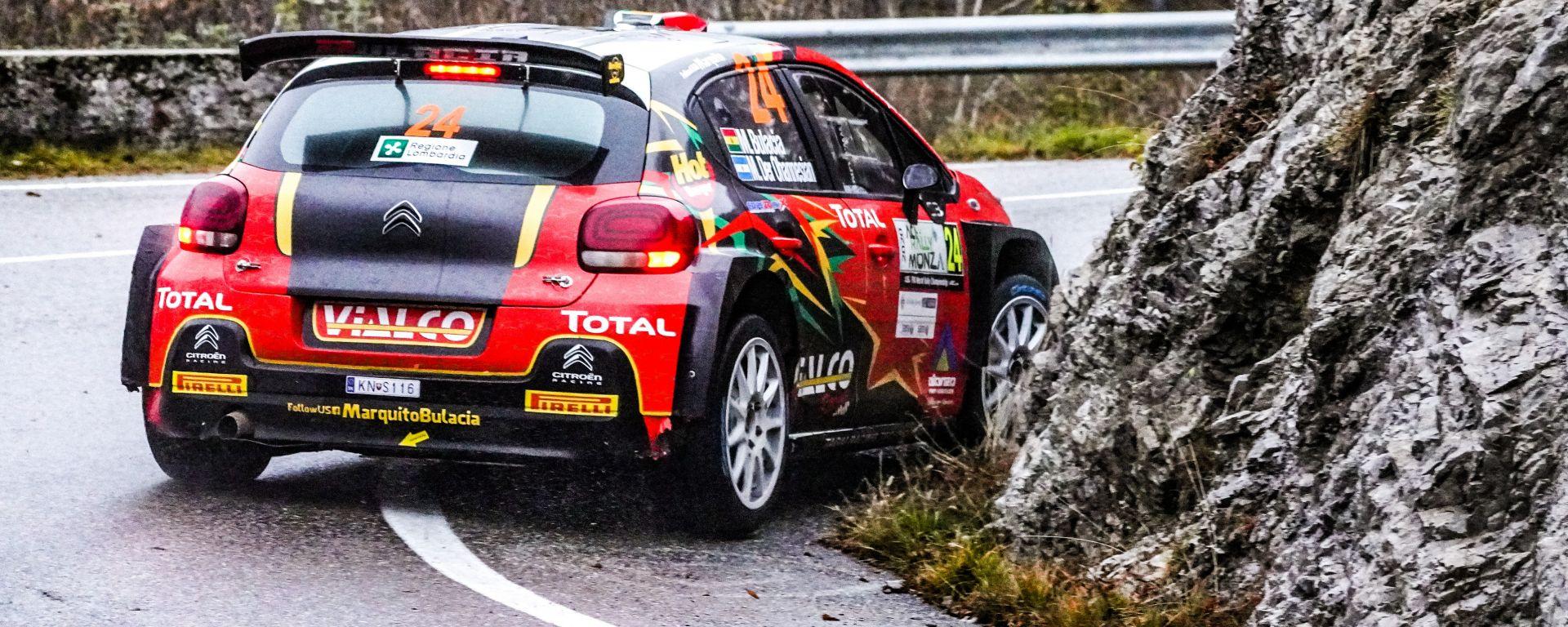 WRC, Rally Monza 2020: Marco Bulacia (Citroen)