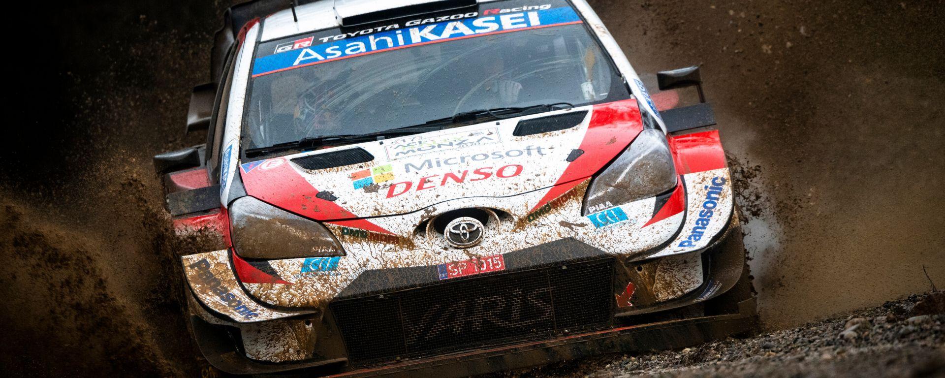 WRC, Rally Monza 2020: Sebastien Ogier (Toyota)
