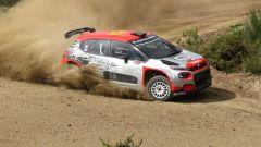 Rally Portogallo 2018: la Citroen C3 R5 alla prova della terra
