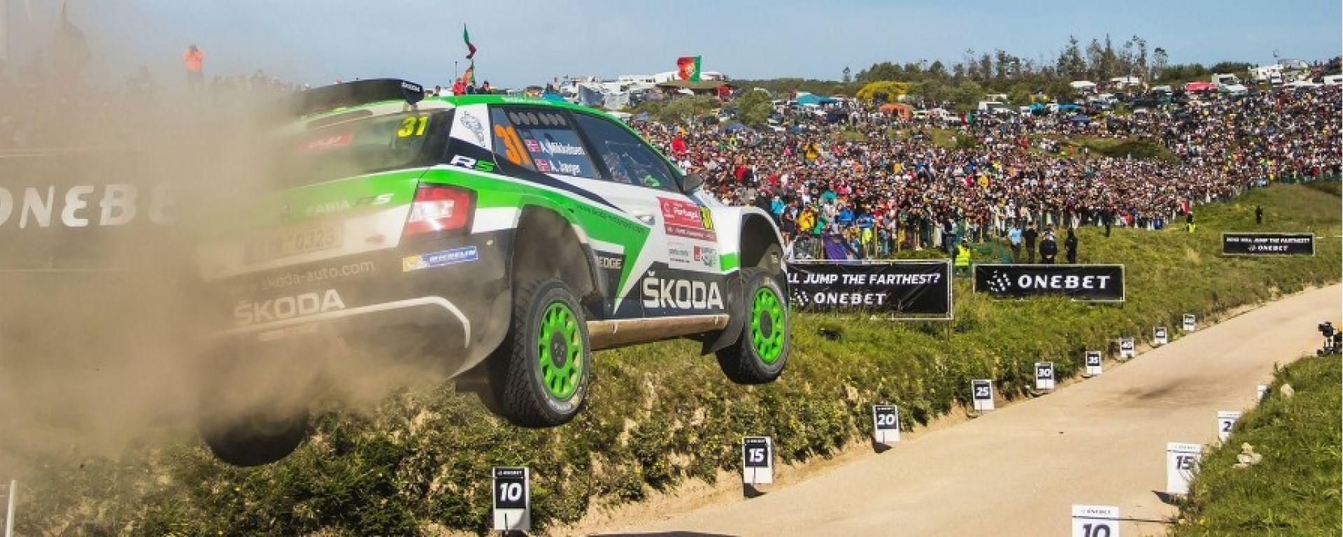 WRC Rally Portogallo 2018, tutte le info: orari, risultati prove speciali, programma, gara
