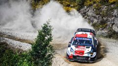 Rally Portogallo 2021: vittoria Evans, Power Stage a Tanak