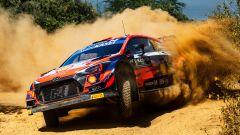 Rally Safari Kenya: cronaca e risultati del venerdì