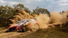 Rally Safari Kenya: cronaca e risultati del sabato