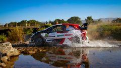 WRC, Rally Sardegna 2021: Elfyn Evans (Toyota)