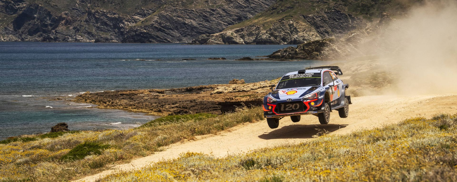 WRC, Rally Sardegna