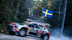 WRC, Rally Svezia 2020: Mads OStberg (Citroen C3 R5)
