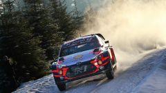 WRC, Rally Svezia 2020: Ott Tanak (Hyundai)
