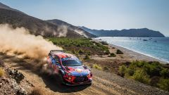 WRC Rally Turchia 2020: Thierry Neuville (Hyundai i20 Coupé)