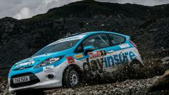 WRC Rally Wales GB: Dayinsure fa volare la Ford Fiesta - Immagine: 7