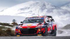 WRC Rallye Monte Carlo 2021: Ott Tanak (Hyundai i20 Coupè WRC)