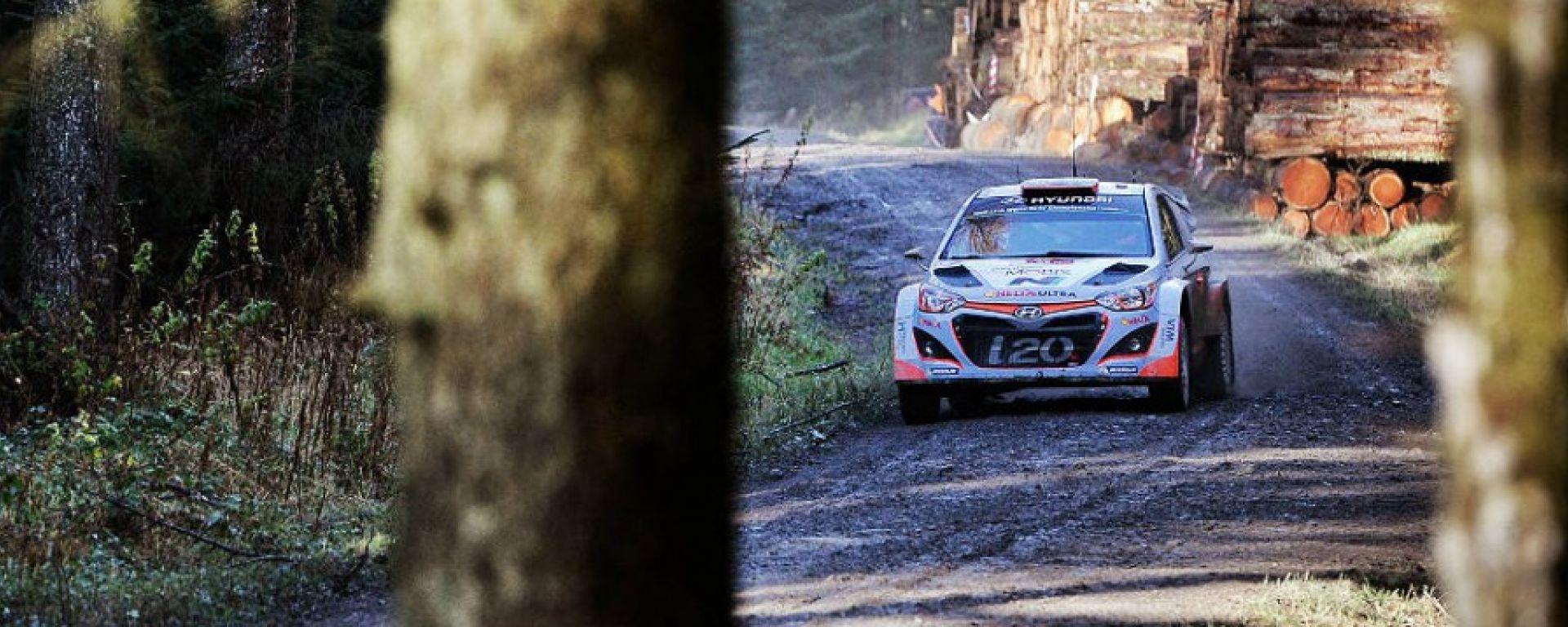 WRC RD13 Rally del Galles