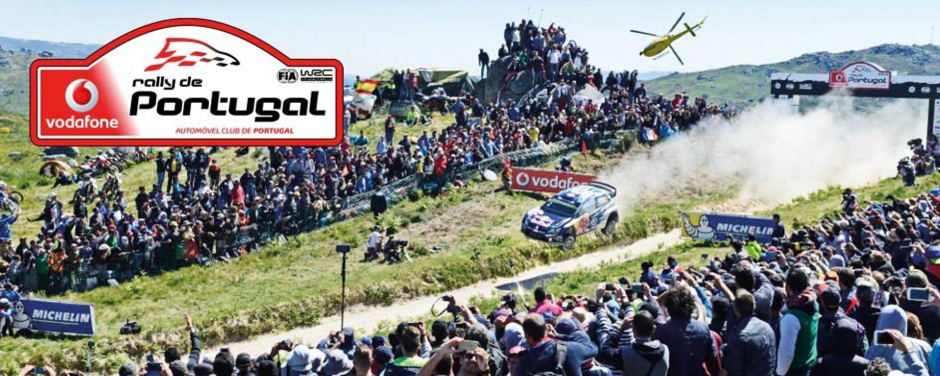WRC RD5 Rally del Portogallo