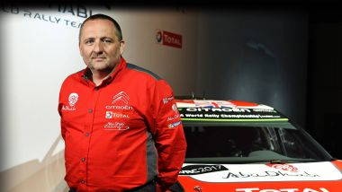 WRC: Yves Matton nelle vesti di team principal della Citroen
