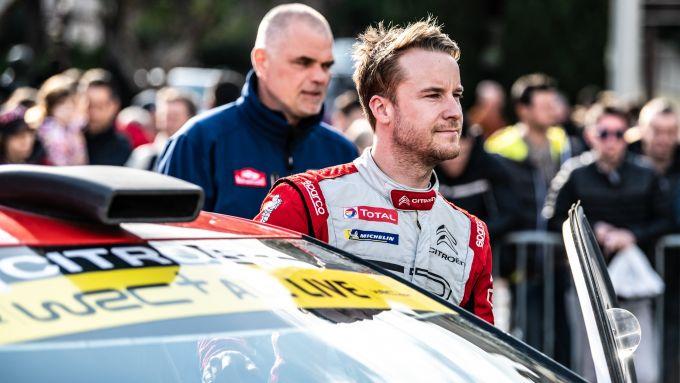 WRC2: Mads Ostberg (Citroen)